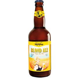 Cerveja blond ale Blondine garrafa 500ml