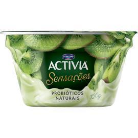 Iogurte Activia Sensações kiwi 120g