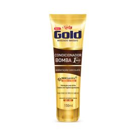Condicionador bomba hidratação chocolate Niely Gold 150ml
