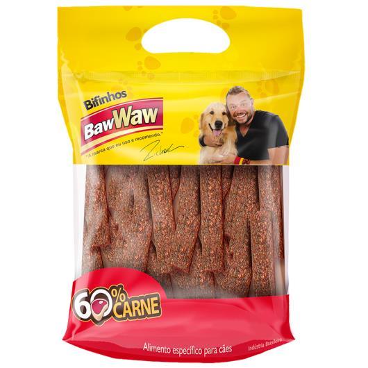 Bifinho raça pequena carne Baw Waw 250g - Imagem em destaque