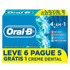 Creme Dental Oral-B 4em1 L6P5