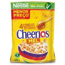Cereal Nestle Cheerios Integral Mel 120g