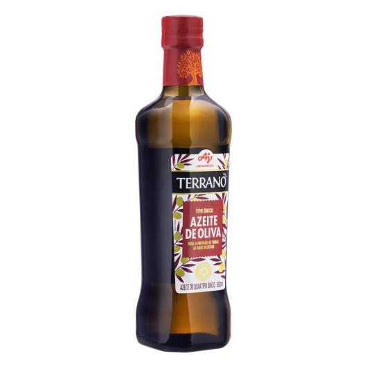 Azeite de Oliva Tipo Único Português Terrano Vidro 500ml - Imagem em destaque