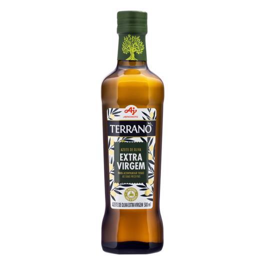 Azeite de Oliva Extra Virgem Português Terrano Vidro 500ml - Imagem em destaque