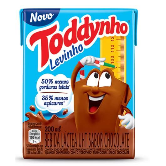 Bebida Lactea Uht Toddynho 200ml Levinho - Imagem em destaque