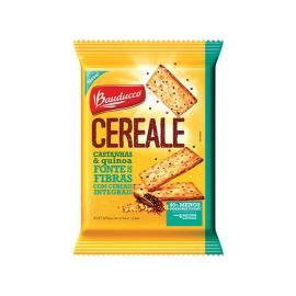 Biscoito Bauducco Cereale Castanha e Quinoa 108g