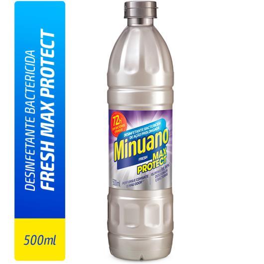 DESINFETANTE MINUANO MAXPROTECT FRESH 500ML - Imagem em destaque