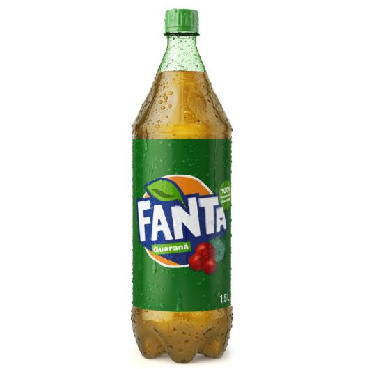 Refrigerante guaraná Fanta pet 1.5l - Imagem em destaque