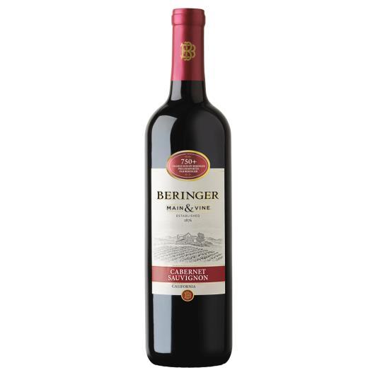 Vinho americano tinto Beringer Cabernet Sauvignon 750ml - Imagem em destaque