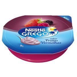 Iogurte grego frutas vermelhas Nestlé 90g