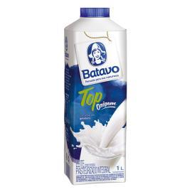 LEITE Batavo PASTEURIZADO TOP INTEGRAL 1L