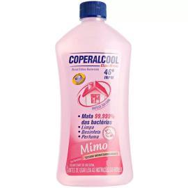 Álcool Coperalalcool Bactericida Mimo 1L