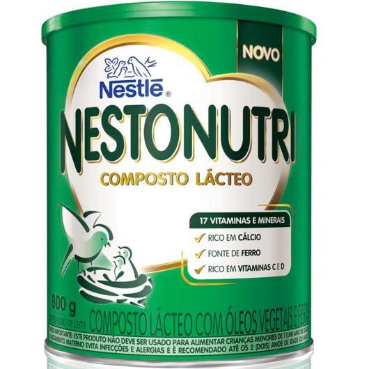 Composto Lácteo Nestonutri 800g - Imagem em destaque