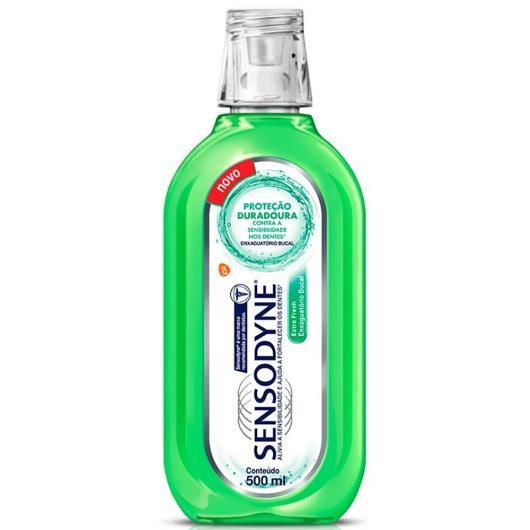 Enxaguatorio bucal extra fresh Sensodyne 500ml - Imagem em destaque
