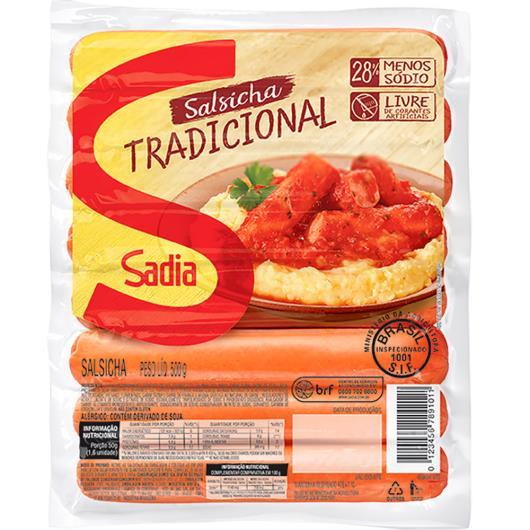 Salsicha Sadia 500g - Imagem em destaque
