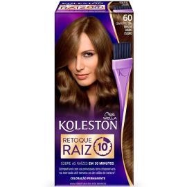Coloração Koleston 60 retoque Raiz Louro Escuro
