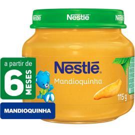 Papinha mandioquinha Nestlé 115g