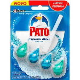 Detergente sanitário espuma ativa marine Pato un