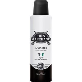 Desodorante aerossol invisible Très Marchand 150ml