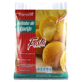 Bolinho de queijo Maricota 1kg