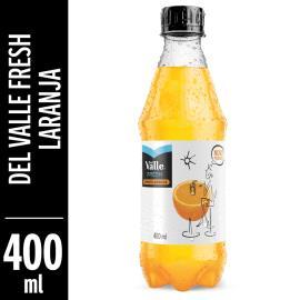 Alimento laranja Fresh del Valle Pet 400ml