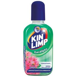 Aromatizante concentrado Eucalipto King Limp 100ml