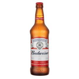 Cerveja Budweiser garrafa 550ml