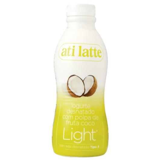 Iogurte Atilatte Integral coco 500g - Imagem em destaque