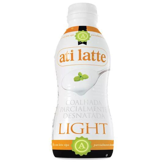 Iogurte Atilatte Semi Desnatado Colhada 500g - Imagem em destaque