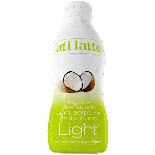 Iogurte Atilatte Desnatado Coco 500g - Imagem em destaque