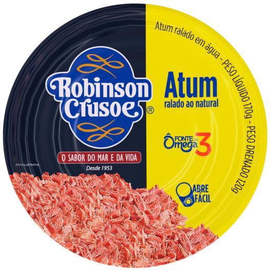 atum ralado natural Robison Crusoe 170g - Imagem em destaque