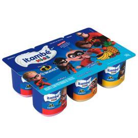 Iogurte frutas Kids Itambé 540g