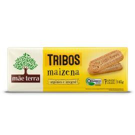 Biscoito orgânico maisena tribos Mãe Terra 145g