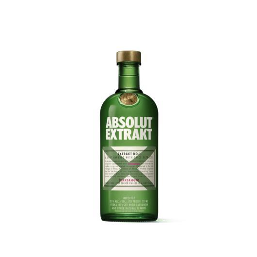 Vodka extrack Absolut 750ml - Imagem em destaque