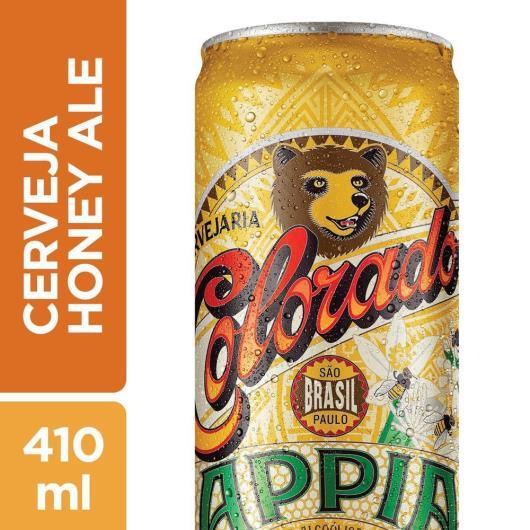 Cerveja Appia Colorado Lata 410ml - Imagem em destaque
