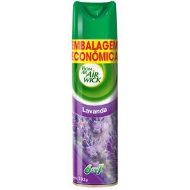 Odorizador  Bom Ar Air Wick lavanda embalagem econômica 360ml