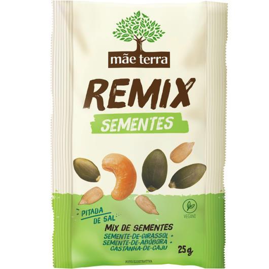 Mix Mãe Terra Remix Sementes 25g - Imagem em destaque