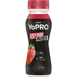 Iogurte morango Yopro Danone 250g