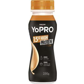 Iogurte doce de leite Yopro Danone 250g