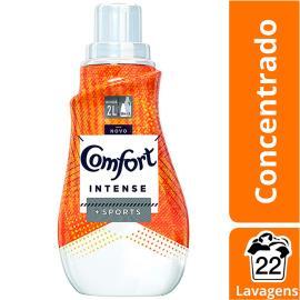 Amaciante concentrado Sports Intense Comfort 500ml