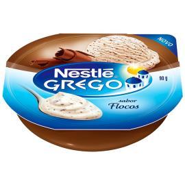 Iogurte Nestlé Grego Flocos 90 g