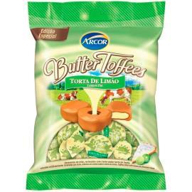 Bala Butter Toffees Torta Limão 100 g