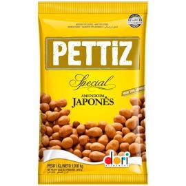 Amendoim Dori Pettiz Special Japonês 1,010Kg
