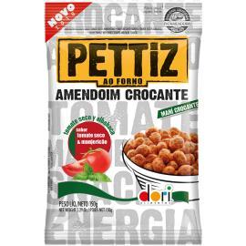 Amendoim Dori Pettiz Tomate Seco e Manjericão 150g