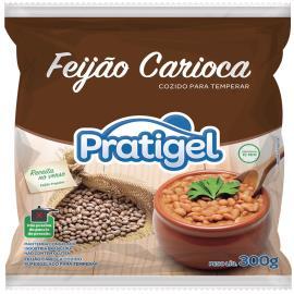 Feijão Pratigel Carioca Congelado 300g