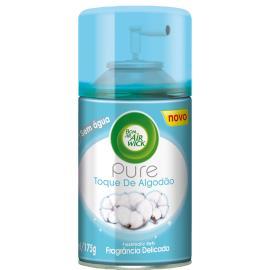 Neutralizador refil toque de algodão Pure Bom Ar 250ml