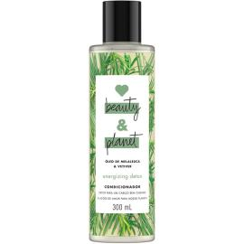 Condicionador óleo melaleuca & vetiver Love Beauty and Planet 300ml
