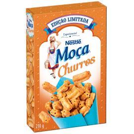 Cereal churros Moça Nestlé 210g