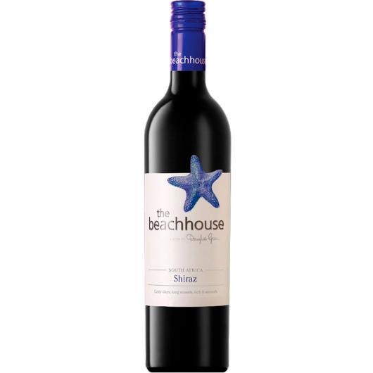 Vinho africano shiraz The Beachhouse 750ml - Imagem em destaque