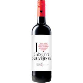 Vinho alemão cabernet sauvignon I Heart 750ml